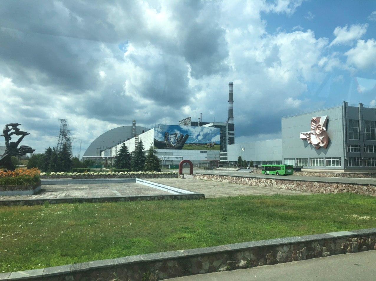 Is Chernobyl safe to visit
