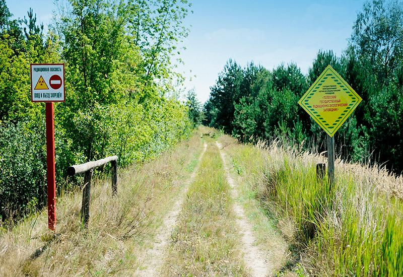 Chernobyl buffer zone