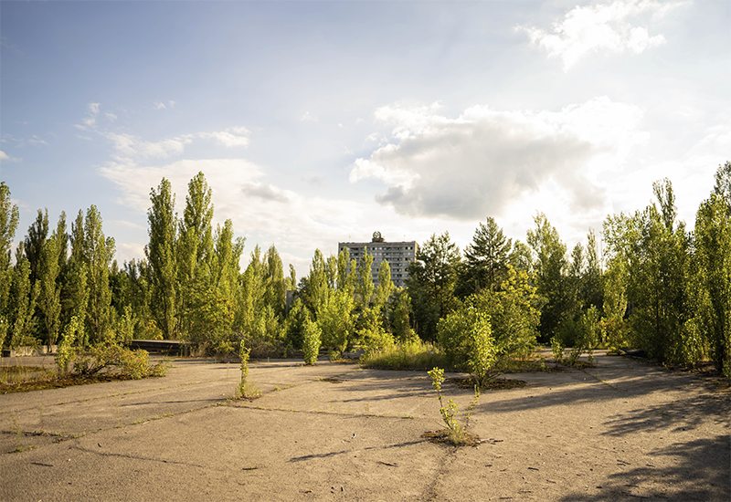 present and future of Chernobyl